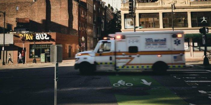 Ölüm döşeğindeki korona hastalarını ambulansla taşımayacaklar