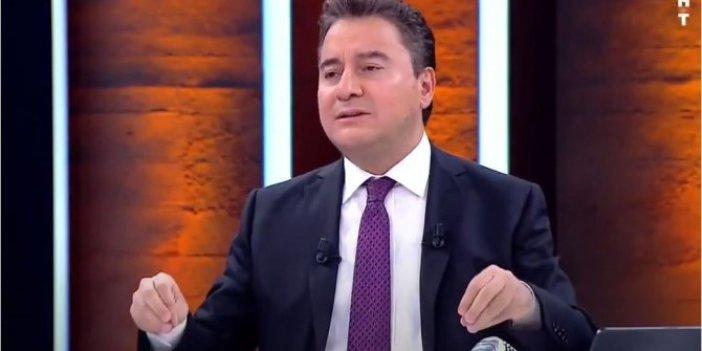 Ali Babacan canlı yayında açıkladı: Benim ölümü çiğnedikten sonra dokunabilirsiniz dedim Merkez Bankası'na