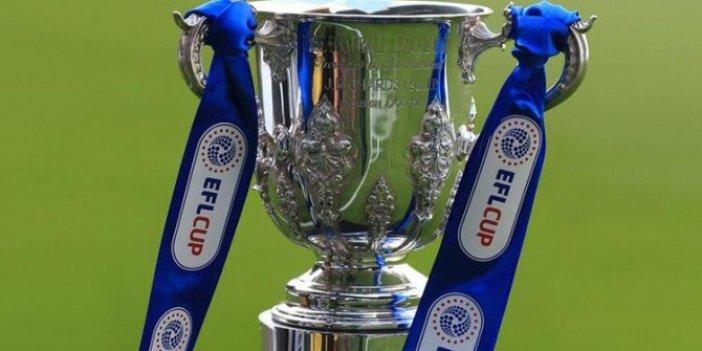 İngiltere Lig Kupası'nda Tottenham finale adını yazdırdı