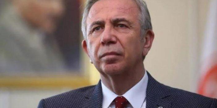 Koronada durum iyiye döndü derken Mansur Yavaş Ankaralılara başka bir kötü haber verdi