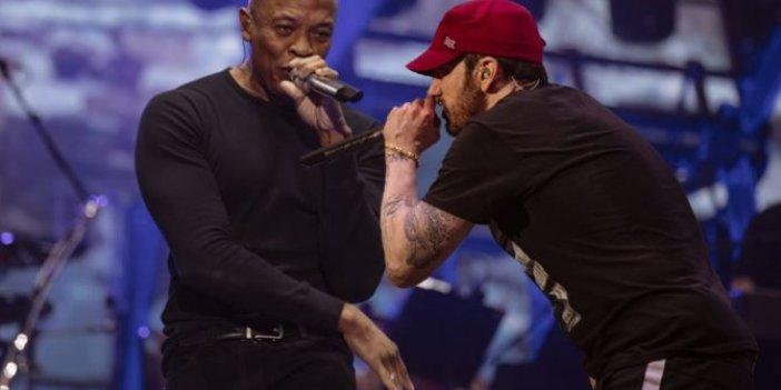 Eminem'i rap camiasına kazandıran Dr. Dre beyin kanaması geçirdi