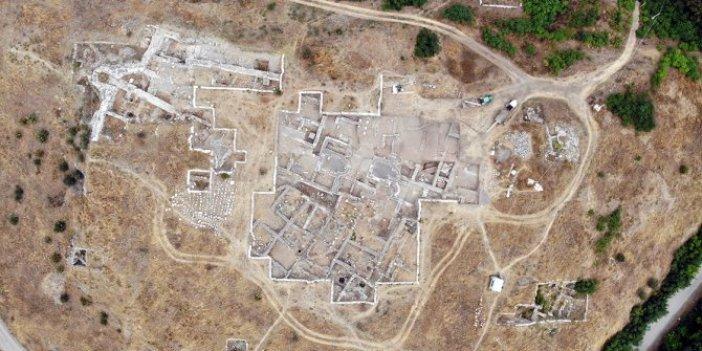 Tokat Pontika Antik Kenti'nden Mısır Kültürü çıktı
