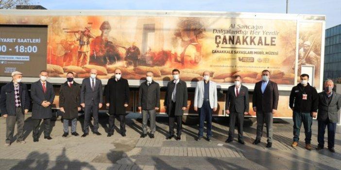 Çanakkale Savaşları Müzesi Bursa'da
