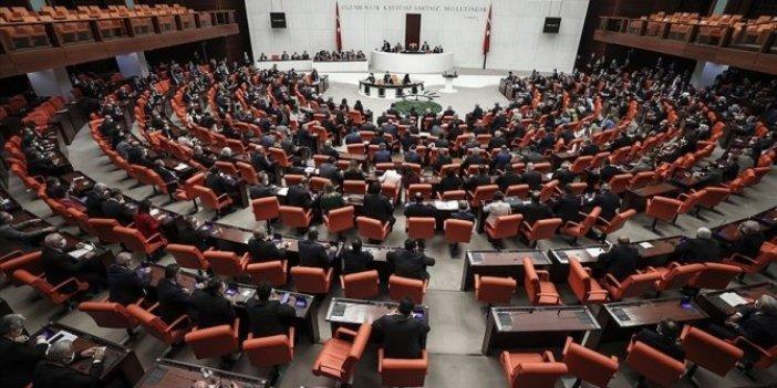 HDP'li 4 milletvekiline ait yeni yılın ilk dokunulmazlık fezlekeleri Meclis'te