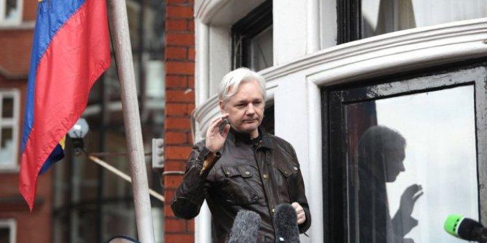 Assange'ın talebi reddedildi