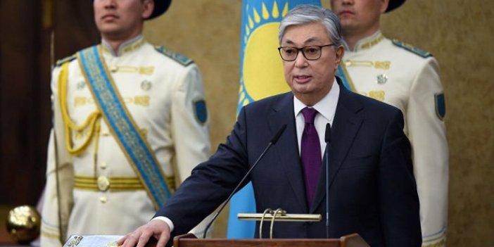 Kazakistan Cumhurbaşkanı Tokayev'den Türk Dünyası'nı mest eden Türklük mesajı