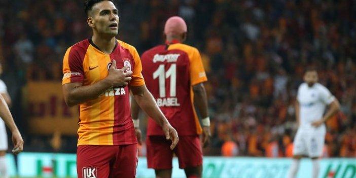 Galatasaray'da Falcao'nun son durumu belli oldu
