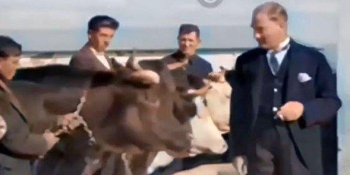 Büyük önder Atatürk'ün 90 yıl önce su ile ilgili söyledikleri gerçek oldu