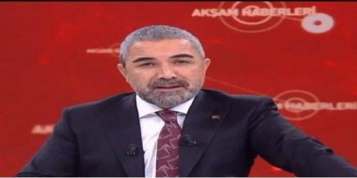 Habertürk'te Cumhurbaşkanı Erdoğan konuşunca Scotty Veyis Ateş'i Atılgan Yıldız Gemisi'ne ışınladı