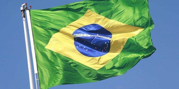 Brezilya'da helikopter kazası