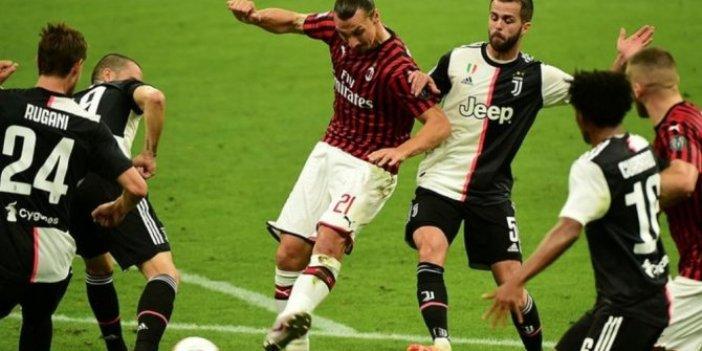 Milan 27 maçtan sonra ilki yaşadı. İşte nefes kesen maçta önemli dakikalar