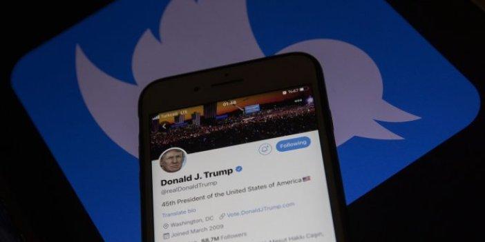 Trump'a Twitter ve Facebook darbesi. Twitter hesabı 12 saat kilitledi