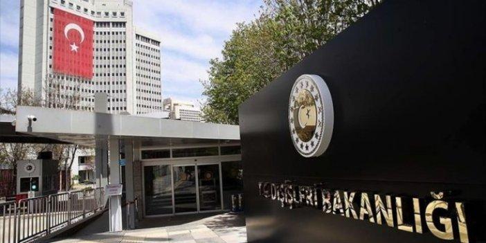 Ankara tecrübesini konuşturdu ABD'ye itidal çağrısı yaptı