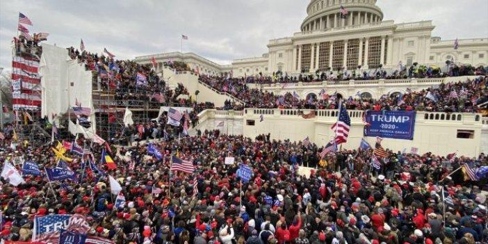 Amerika'da darbe girişimi. Her ayaklanmanın her darbenin arkasında olan ABD iyi mi böyle?