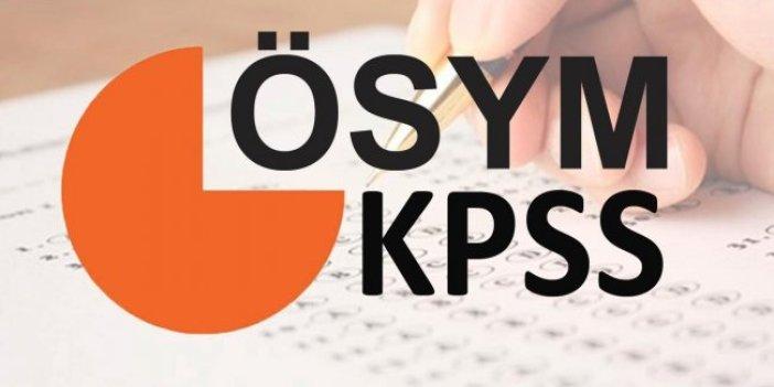 Memur adaylarının dikkatine! KPSS tercihleri bugün sona eriyor...