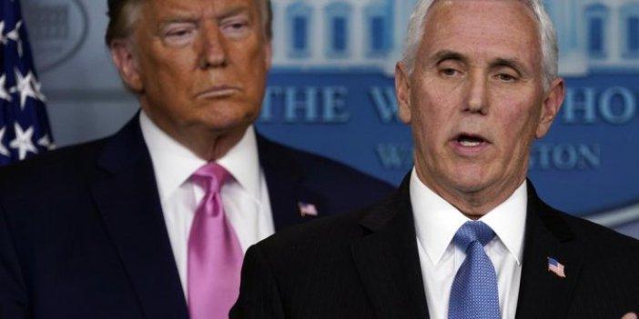 Her şey Trump'la Başkan Yardımcısı arasındaki kapışmayla başladı. Ayaklanmanın gizli kalmış yanları
