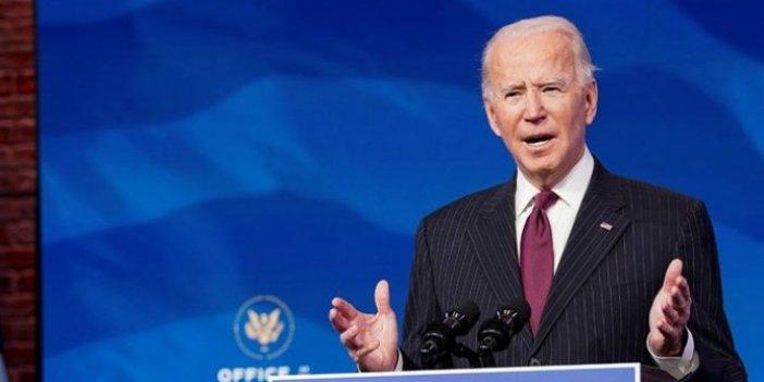 Flaş... Flaş... Biden Kongre'de gerekli oya ulaştı. Resmen ABD Başkanı oldu