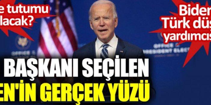 ABD başkanı seçilen Biden'in gerçek yüzü. Türkiye tutumu ne olacak? Biden'in Türk düşmanı yardımcısı kim?