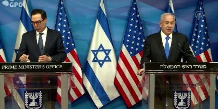 İsrail Başbakanı Binyamin Netanyahu ABD'deki olayları kınadı