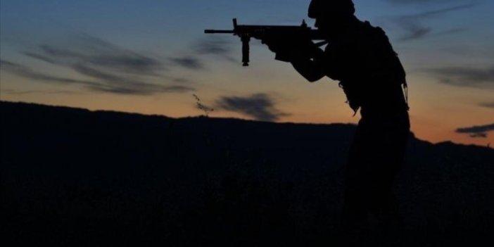 Milli Savunma Bakanlığı duyurdu. Barış Pınarı bölgesine saldırmak isterken öldürüldüler