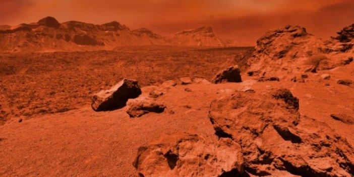 Çığır açacak Mars projesi. Elimizi kolumuzu sallayarak dolaşacağız