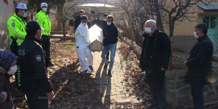 Kahramanmaraş'ta korkunç olay. 80'lik dede genç eşini çocuğunun önünde öldürüp intihar etti