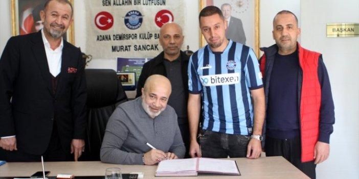 Ismail Aissati Adanaspor Demirspor'da
