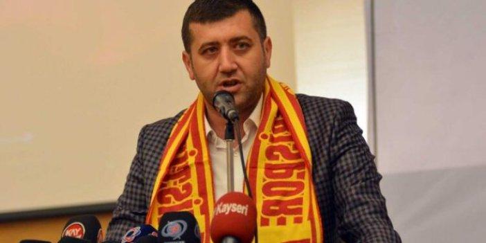 Beşiktaş yöneticilerini döven MHP'li Baki Ersoy özür diledi
