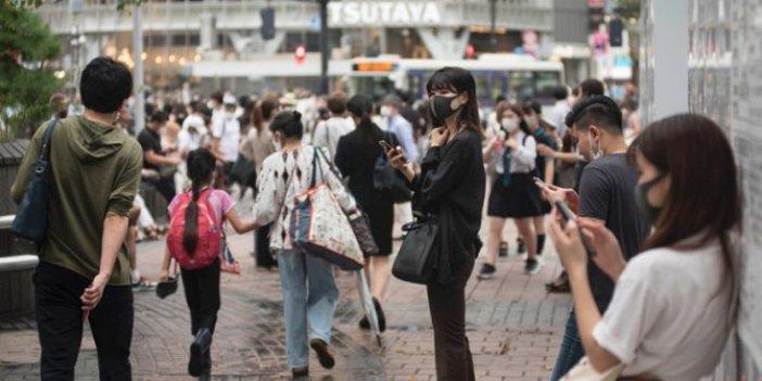 Tokyo'da olağanüstü hal ilan edildi