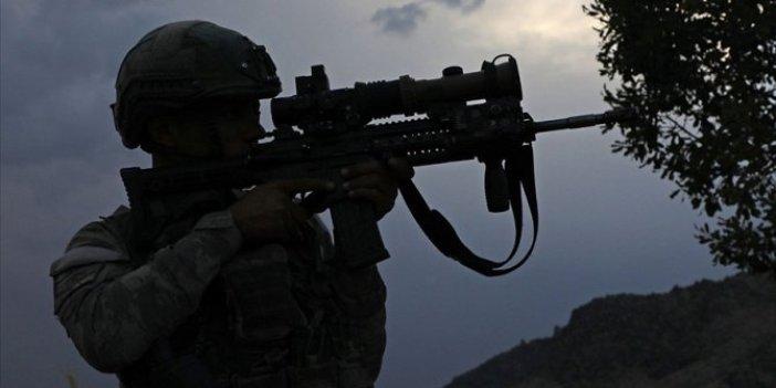 Milli Savunma Bakanlığı duyurdu. Terör örgütüne ağır darbe. Saklandıkları tünelde öldürüldüler