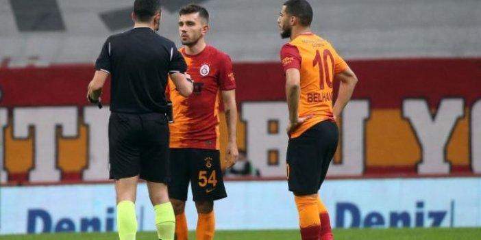 Profesyonel Futbol Disiplin Kurulu'ndan Emre Kılınç'a 2 maç ceza