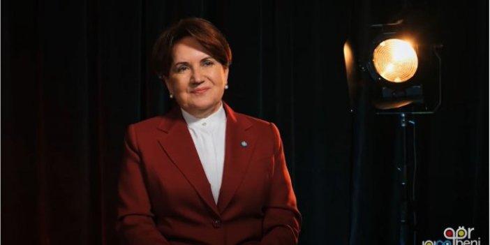İYİ Parti lideri Akşener'den Armağan Çağlayan'a flaş açıklamalar