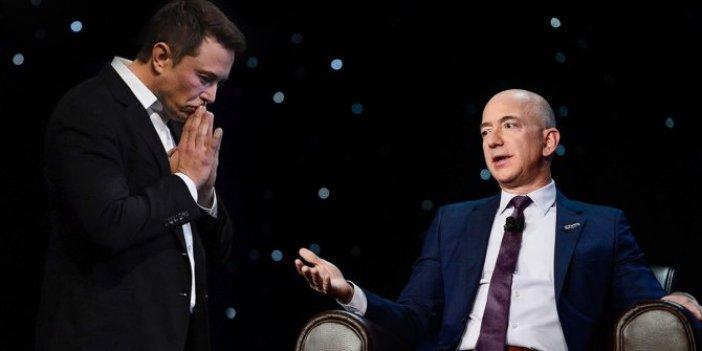 Tesla ve SpaceX'in kurucusu Elon Musk, Amazon'un sahibi Jef Bezos'u geçerek dünyanın en zengini oldu
