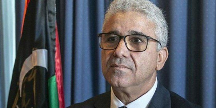 Libya İçişleri Bakanı'ndan Mısır'a ziyaret