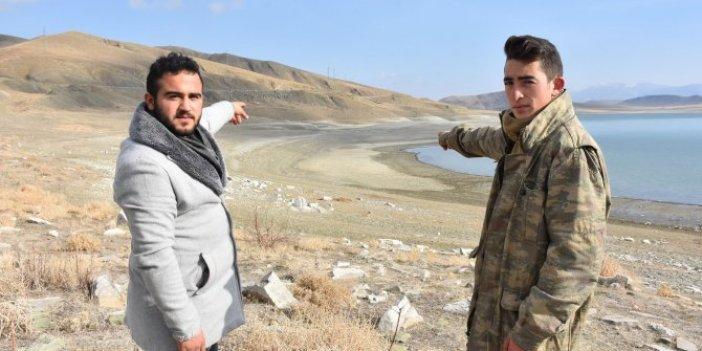 Sivas'ta baraj kuruyor. Her yerden kötü haber geldi. Yüzbinler kara kara düşünüyor