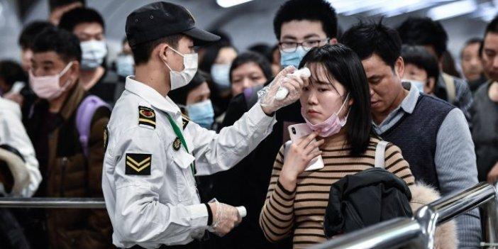 Vuhan'da on binlerce kişi korona virüs belirtisi göstermiyor