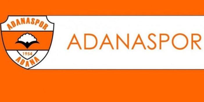 Adanaspor'dan Ankaraspor'un iddialarına dair açıklama