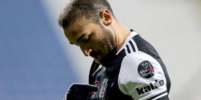 Cenk Tosun'dan Beşiktaş transferi açıklaması