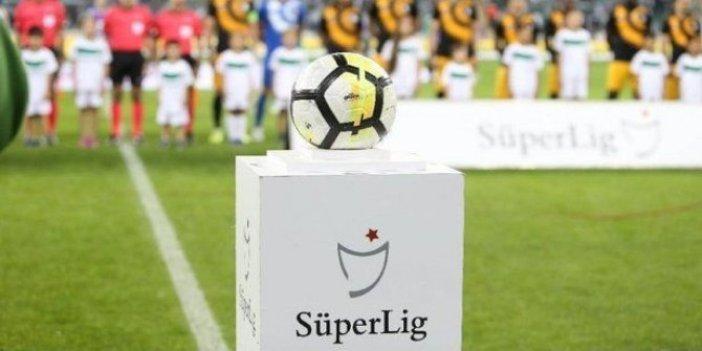 Süper Lig'de 18. hafta heyecanı başlıyor. İşte haftanın programı ve hakemleri