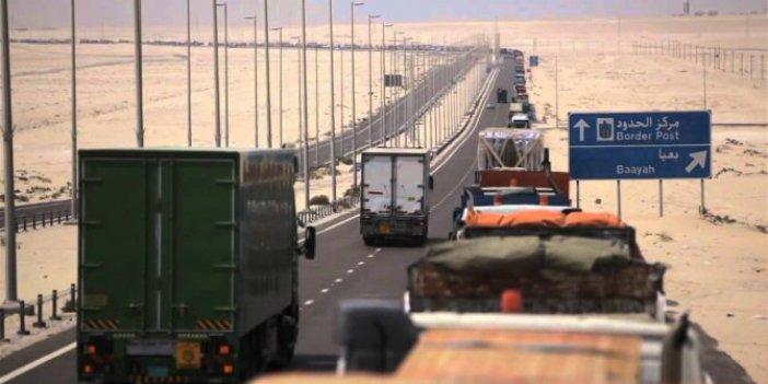 BAE Katar'la olan tüm sınırlarını açıyor