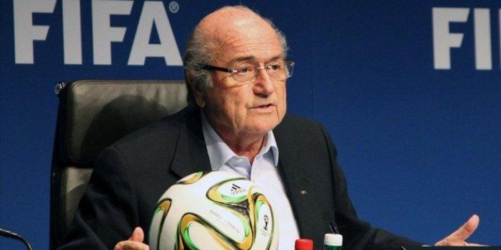 FIFA'nın eski başkanı Sepp Blatter hastaneye kaldırıldı