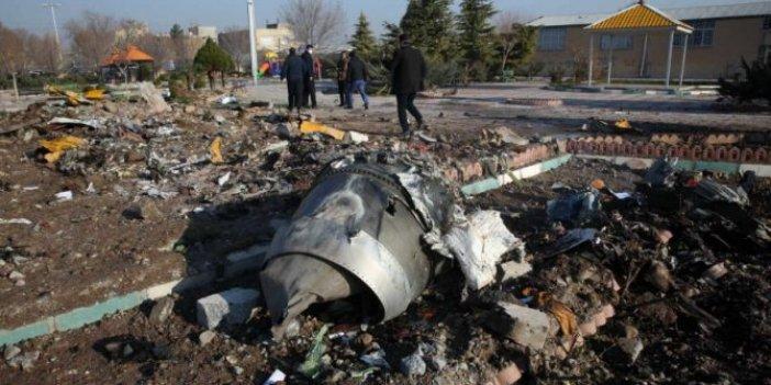 Ukrayna uçağının düşürülmesine ortak taziye mesajı