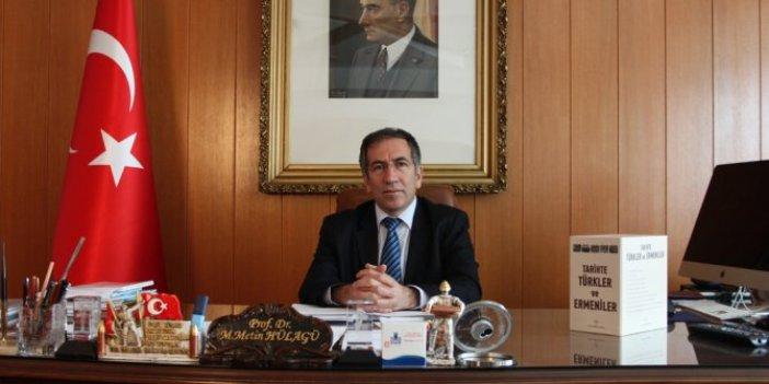 Türk Tarih Kurumu'nun eski  Başkanı'ndan skandal Milli Mücadele paylaşımı