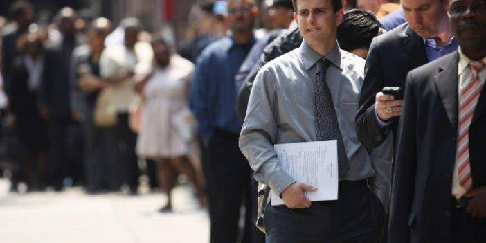 Amerika'da işsizlik rakamları açıklandı