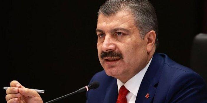 Sağlık Bakanı Fahrettin Koca koronada 4 büyük şehirdeki kritik durumu açıkladı