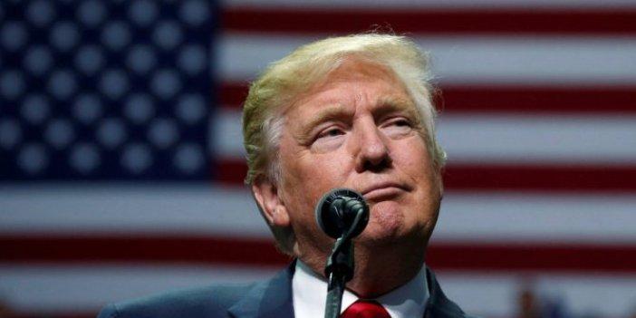 Trump'tan şaşırtan karar