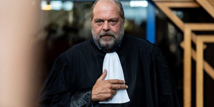 Fransa Adalet Bakanı'na soruşturma şoku