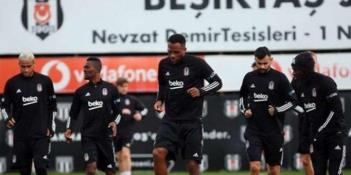 Beşiktaş'ın Atakaş Hatayspor maçı kamp kadrosu belli oldu