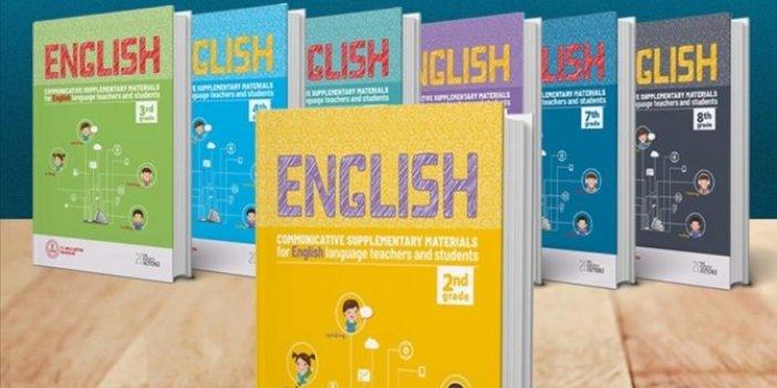 MEB'den 7 seviye için İngilizce Etkinlik Kılavuzu