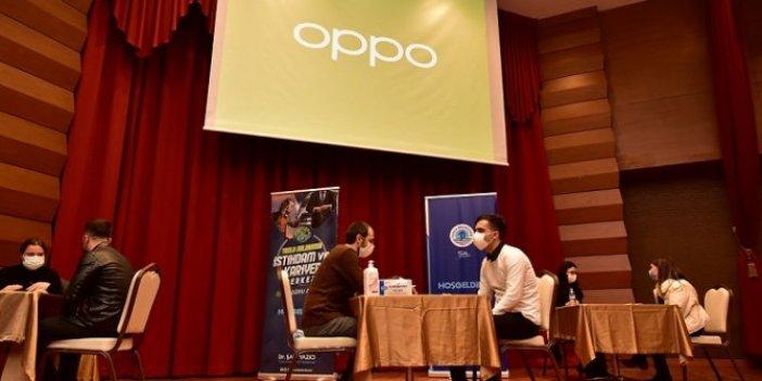 Oppo Tuzla'daki üretim tesisi için eleman arıyor